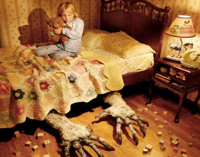 monstru de sub pat