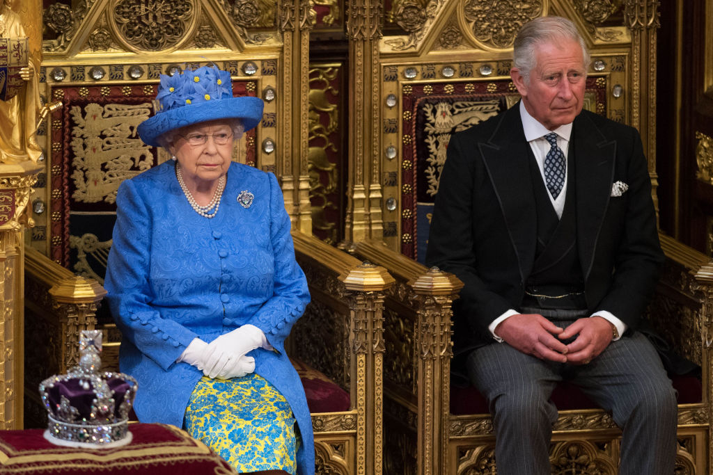 tronul Marii Britanii