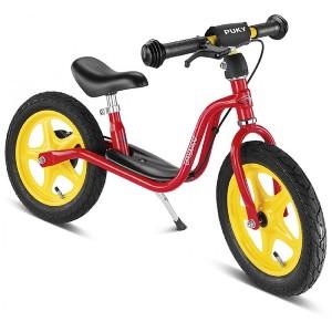Bicicleta de copii fără pedale Puky LR 1L red