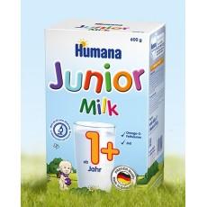 Humana Junior Milk 1+ ,(Formula de lapte de crestere) 600g , de la 12 luni