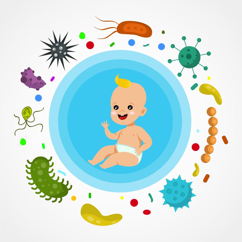 sistem imunitar la copil