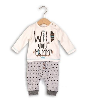 set wild about mummy