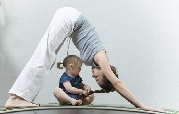 exercitii de yoga