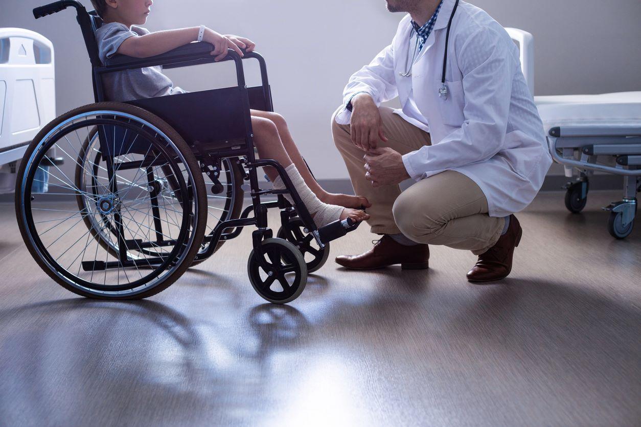 paralizie cerebrala