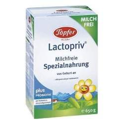 Topfer Lactopriv Lapte fara lactoza x 600g