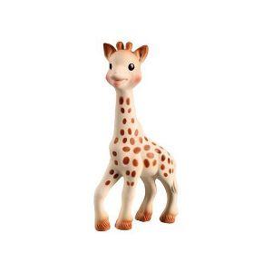 Jucarie dentitie girafa Sophie 21 cm Vulli