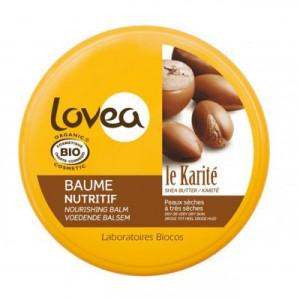 Unt de corp Lovea Nourishing Balm With Shea Butter