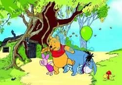 Fototapet - Winnie the Pooh