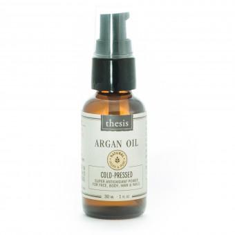 Ulei de Argan organic Thesis
