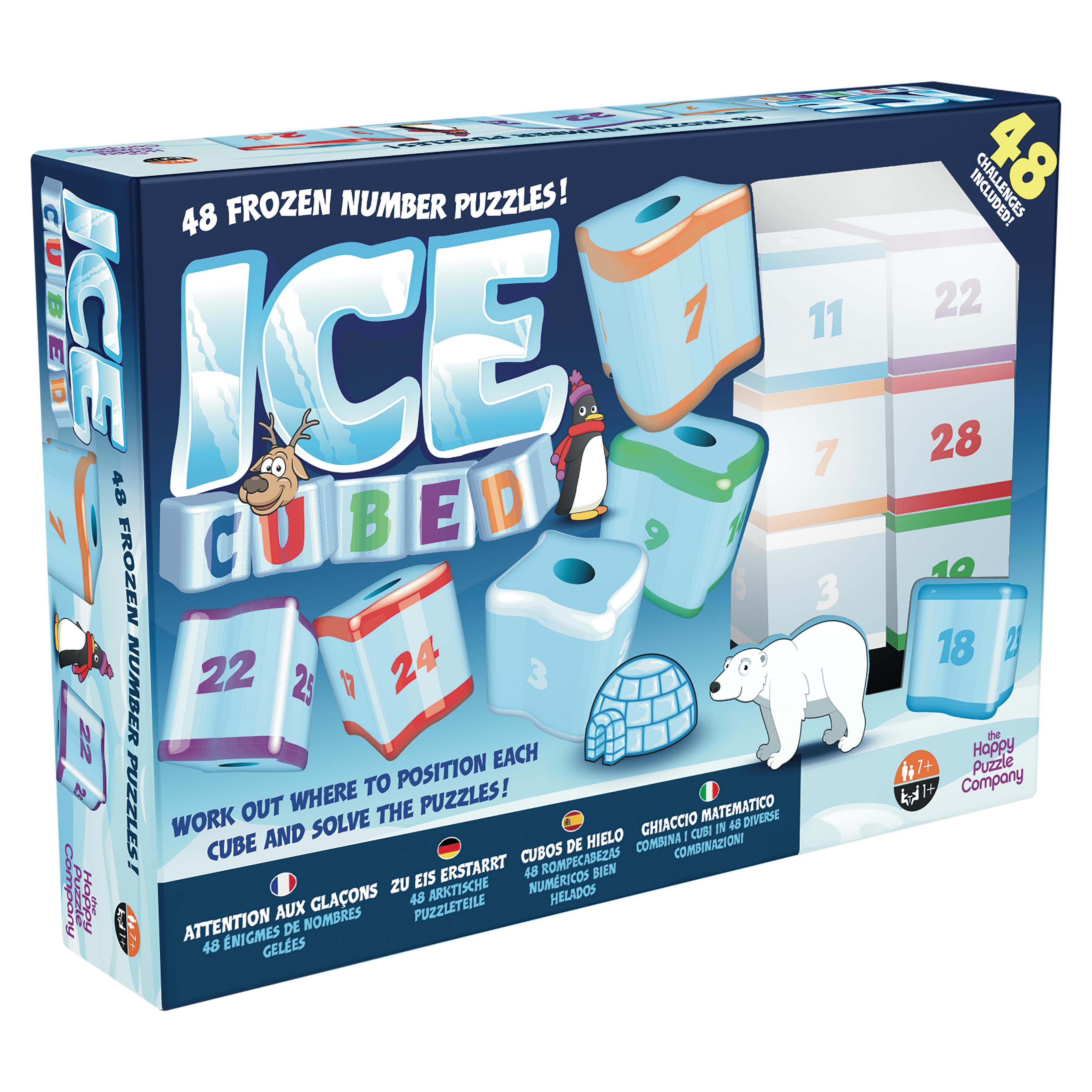Ice cubed