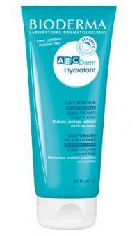 Bioderma Abcderm Lapte hidratant 200 ml