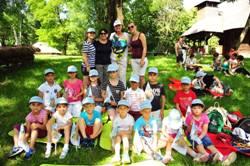 picnicul copiilor