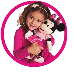 Jucarie de plus interactiva Minnie IMC