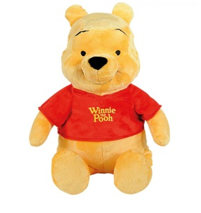 Ursulet de plus Winnie the Pooh 43 cm WD