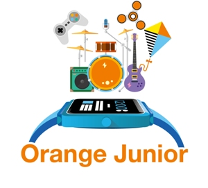 orange junior
