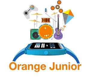 orange junior
