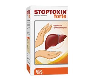 Stoptoxin Forte, Capsule