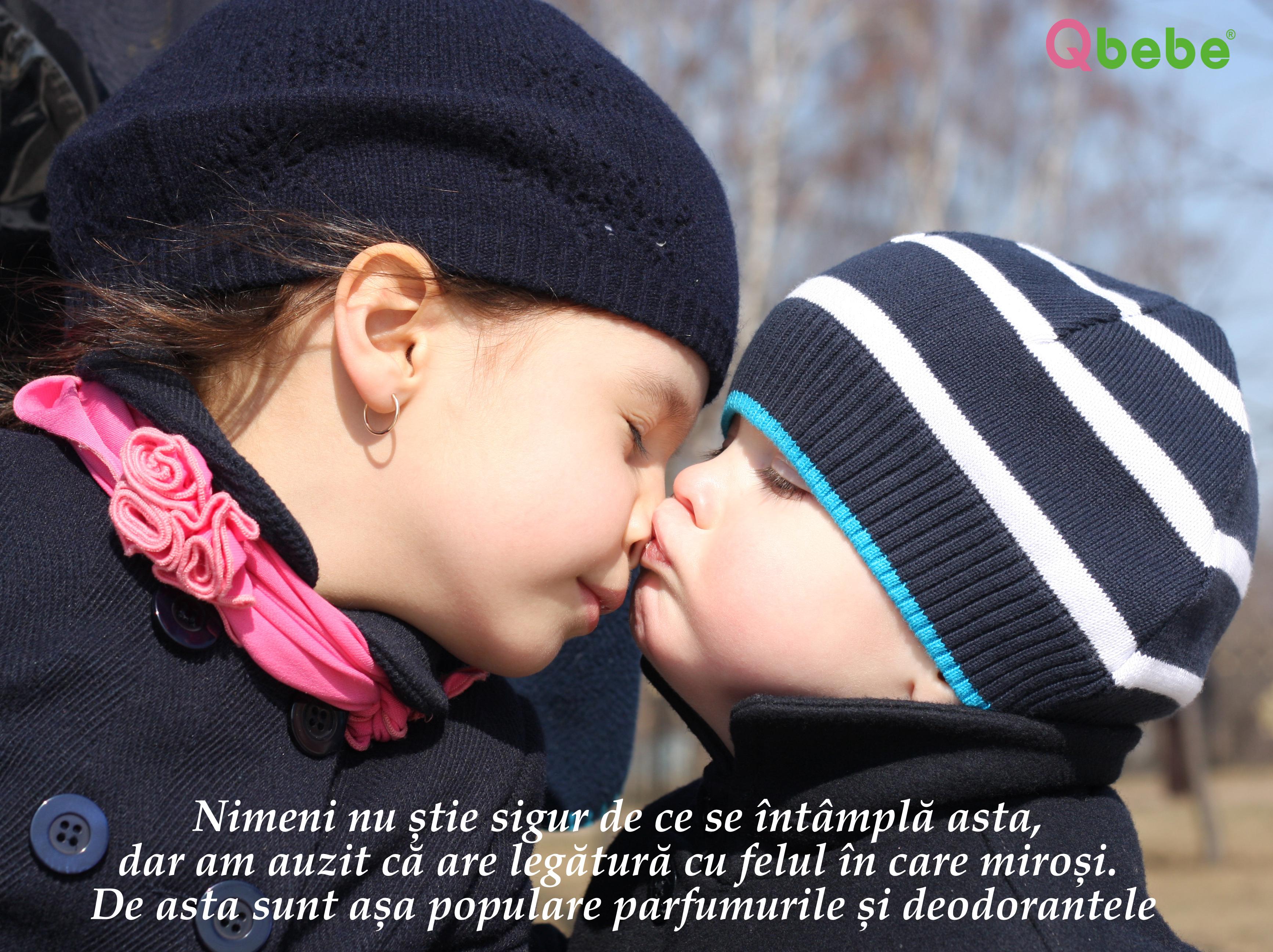 iubirea ca un parfum