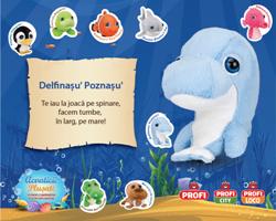 delfinasu' poznașu'