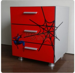 Comoda copii Spider - Man