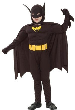Costum Bat Hero