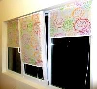 rolete textile design