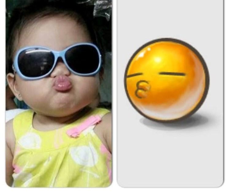 fetita cu ochelari