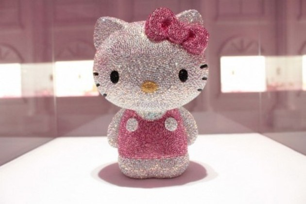 figurina hello kitty
