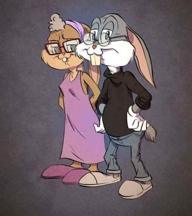 bugs si lola bunny