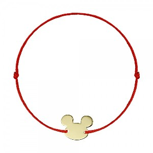 Bratara Mickey din aur