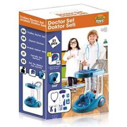 Set doctor - 21 piese
