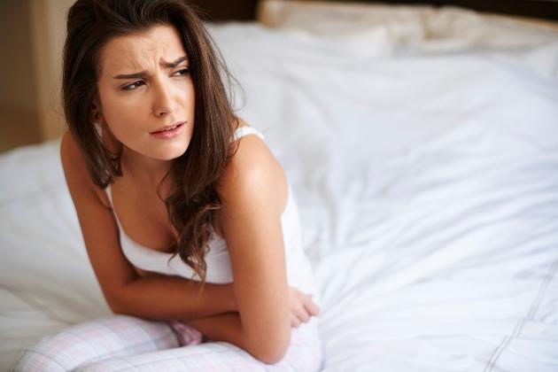 disconfort zona intima