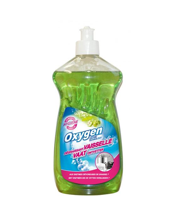 Detergent enzimatic de vase 500ml Oxygen
