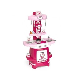 Bucatarie Cooky Hello Kitty cu accesorii - Smoby