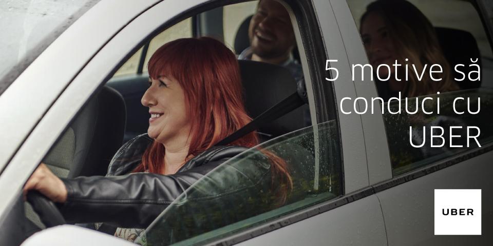 5 motive sa conduci