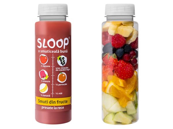 Smuti cu Fructe de Pădure