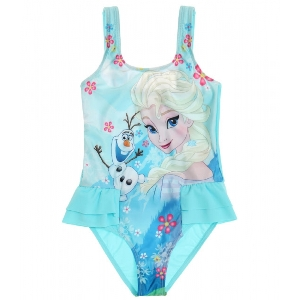 costum de baie disney frozen