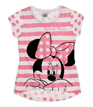 tricou disney minnie