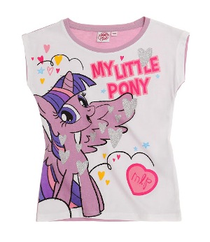 tricou my little pony