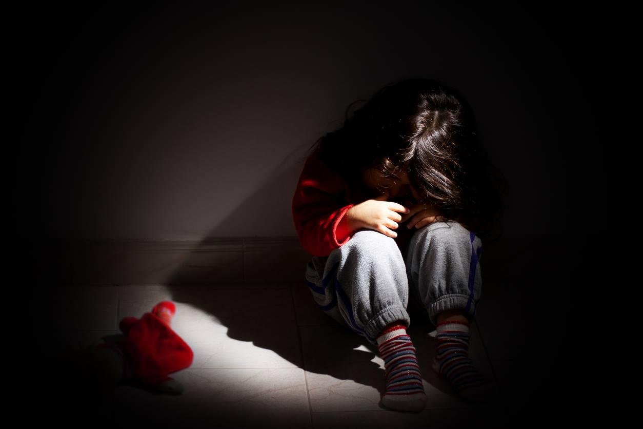 copil abandonat