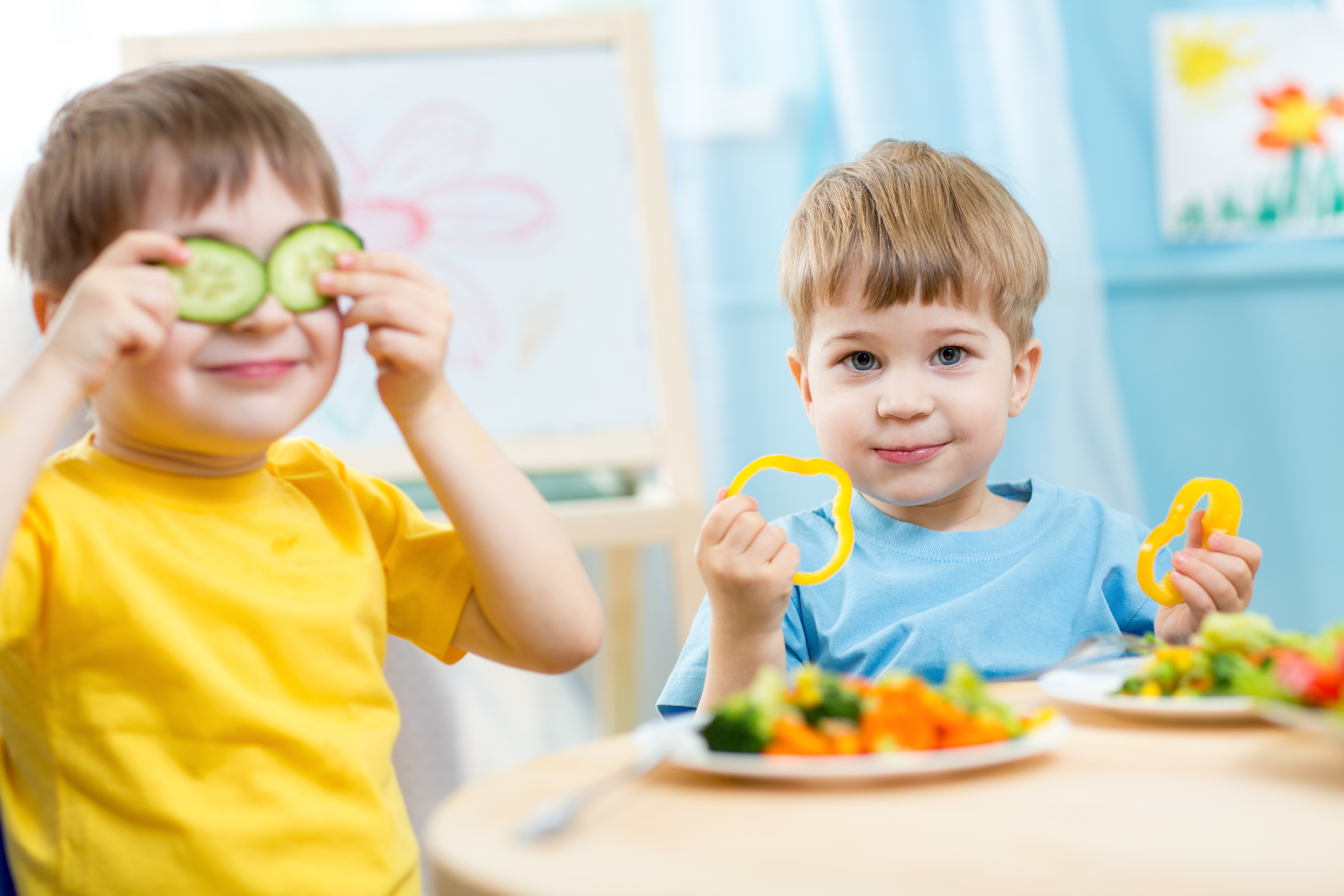alimentația copiilor