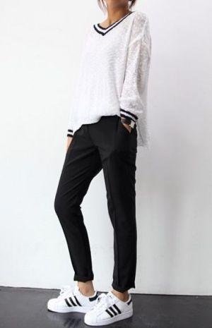 pantaloni de stofa 1