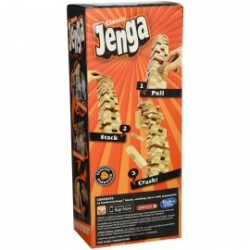 Jenga Refresh Joc de societate Hasbro