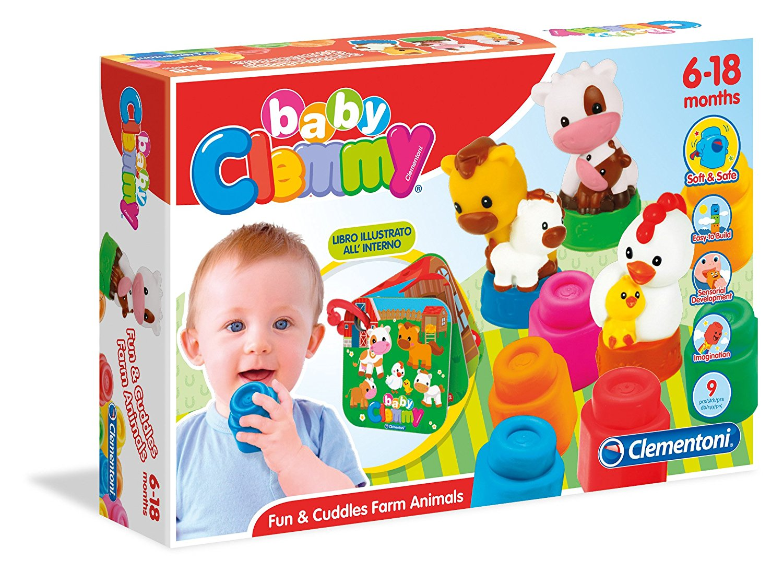 Clemmy -set joaca ferma animalutelor