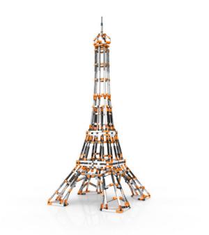 STEM SET DE ARHITECTURĂ: Turnul Eiffel Tower şi Podul Sydney 2