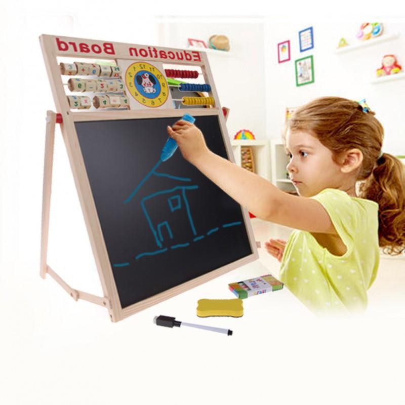 Tablita Educativa de scris cu 2 fete - Micul Scolar