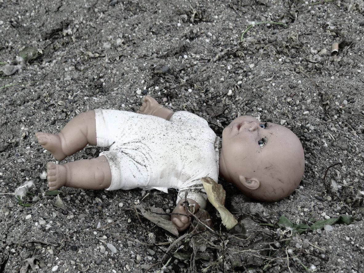copil decedat