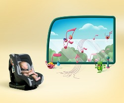 scaun auto Cam Gara