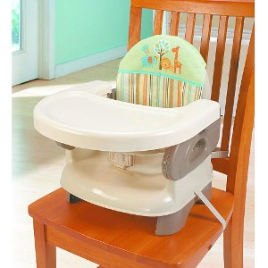 Summer Infant Booster Pliabil Deluxe Green
