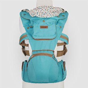Port-bebe Coccolle Cara Albastru Deschis